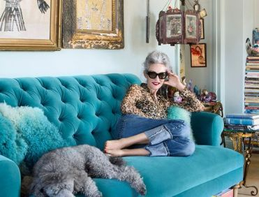 Linda Rodin. Photo credit: Rebecca Pollak